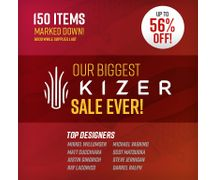 Our Biggest Kizer Sale Ever