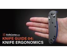 The Knife Guide 4 <br />What Are Knife Ergonomics