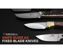 The Knife Guide 3<br />Fixed Blade Knives