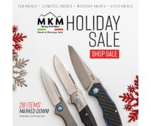 MKM Holiday Sale