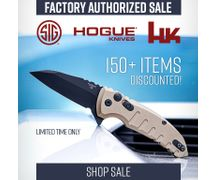 Hogue, H&K and SIG Sale