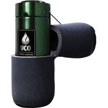 UCO Candle Lantern Cocoon, Black Neoprene