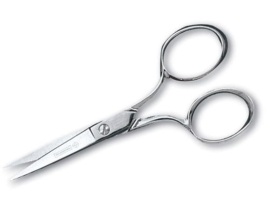 Mundial Classic Forged 4 inch Embroidery Scissors