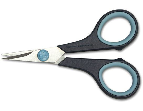 Mundial CushionSoft 4-1/4 inch Embroidery Scissors
