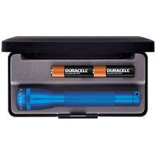 Maglite Minimag AA Flashlight in Gift Box - Blue Body
