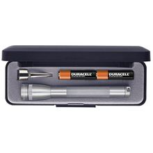 Maglite Minimag AAA Flashlight in Gift Box - Gray Body