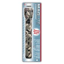 Maglite 3 D Cell Flashlight - Camo Body