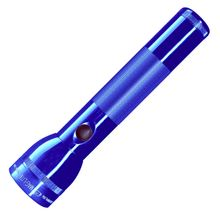 Maglite 2 D Cell LED Flashlight - Blue Body