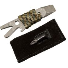 Maserin 905/FF Pocket Tool Crocodile Multifunctional Pry Tool with Sheath