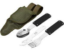 Maserin Travel Cutlery Set