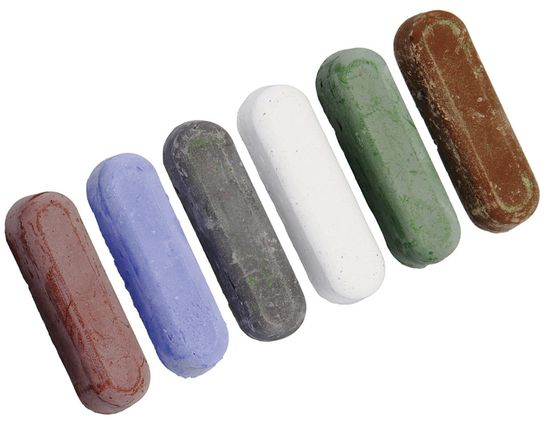 Marble's Strop Compound 6-Piece Assortment Set