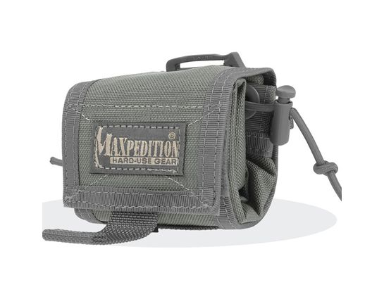 Maxpedition 0208F Rollypoly Folding Dump Pouch, Foliage Green