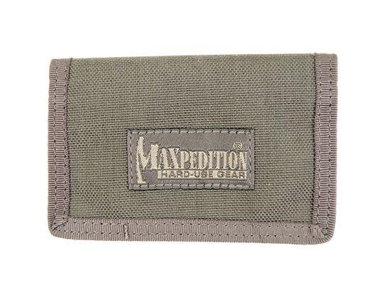 Maxpedition 0218F Micro Wallet, Foliage Green