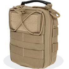 Maxpedition 0226K FR-1 Combat Medical Pouch, Khaki