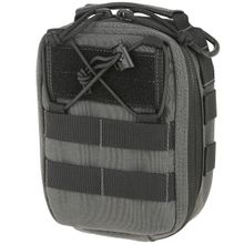 Maxpedition 0226W FR-1 Combat Medical Pouch, Wolf Gray