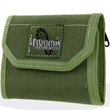 Maxpedition 0253G CMC Wallet, OD Green