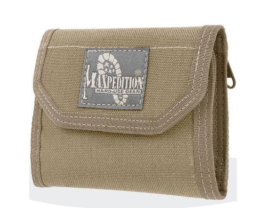Maxpedition 0253K CMC Wallet, Khaki