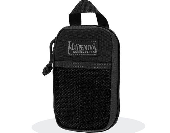 Maxpedition 0262B Micro Pocket Organizer, Black
