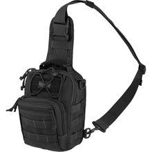 Maxpedition 0419B Remora Gearslinger Bag, Black