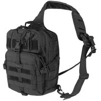 Maxpedition 0423B Malaga Gearslinger Backpack, Black