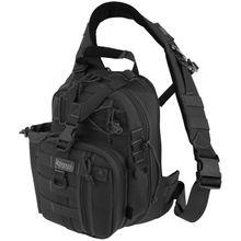 Maxpedition 0434B Noatak Gearslinger Backpack, Black