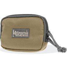 Maxpedition 3526KF Hook-&-Loop 3 inch x 5 inch Zipper Pocket, Khaki-Foliage