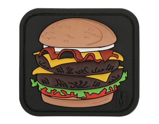 Maxpedition BURGC PVC Burger Patch, Color