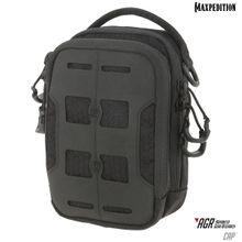 Maxpedition CAPBLK Advanced Gear Research AGR CAP Compact Admin Pouch, Black