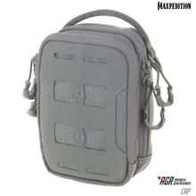 Maxpedition CAPGRY Advanced Gear Research AGR CAP Compact Admin Pouch, Gray