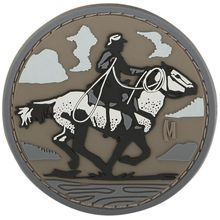 Maxpedition CWBYS PVC Cowboy Patch, SWAT