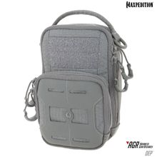Maxpedition DEPGRY Advanced Gear Research AGR DEP Daily Essentials Pouch, Gray