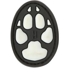 Maxpedition DOG2Z PVC Large Dog Track Patch, Glow