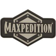 Maxpedition FLLGA PVC Full Logo Patch, Arid