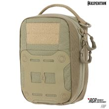 Maxpedition FRPTAN Advanced Gear Research AGR FRP First Response Pouch, Tan