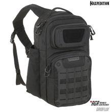 Maxpedition GRFBLK AGR Advanced Gear Research Gridflux Sling Pack, Black