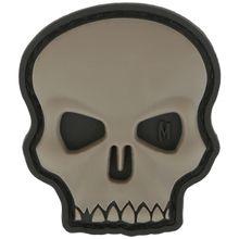 Maxpedition HISKS PVC Hi Relief Skull Patch, SWAT