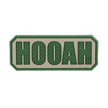 Maxpedition HOOAA PVC Hooah Patch, Arid