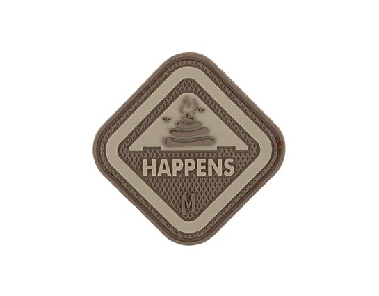 Maxpedition ITHPA PVC It Happens Patch, Arid