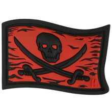 Maxpedition JYRGC PVC Jolly Roger Patch, Color