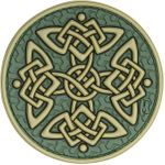 Maxpedition KELTC PVC Celtic Cross Patch, Color