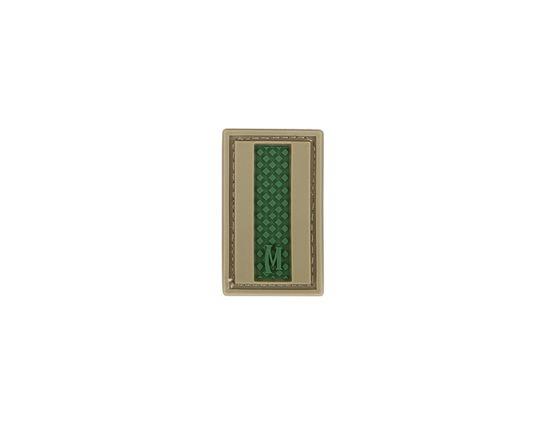Maxpedition LETIA PVC Letter I Patch, Arid