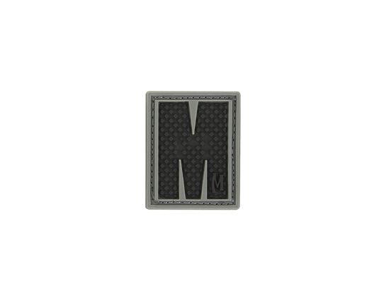 Maxpedition LETMS PVC Letter M Patch, SWAT