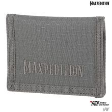 Maxpedition LPWGRY AGR Advanced Gear Research LPW Low Profile Wallet, Gray