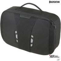 Maxpedition LTBBLK AGR Advanced Gear Research LTB Lightweight Toiletry Bag, Black