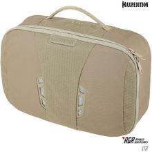 Maxpedition LTBTAN AGR Advanced Gear Research LTB Lightweight Toiletry Bag, Tan