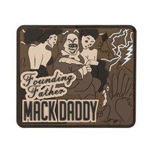 Maxpedition MACKA PVC Ben Franklin Mack Patch, Arid