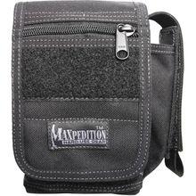 Maxpedition 0316B H-1 Waistpack, Black