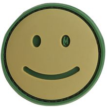 Maxpedition PVC Happy Face Patch, Arid