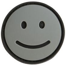 Maxpedition PVC Happy Face Patch, SWAT