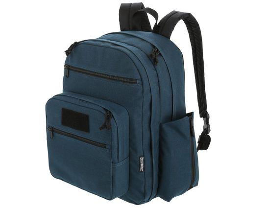 Maxpedition Prepared Citizen Deluxe Backpack, Dark Blue